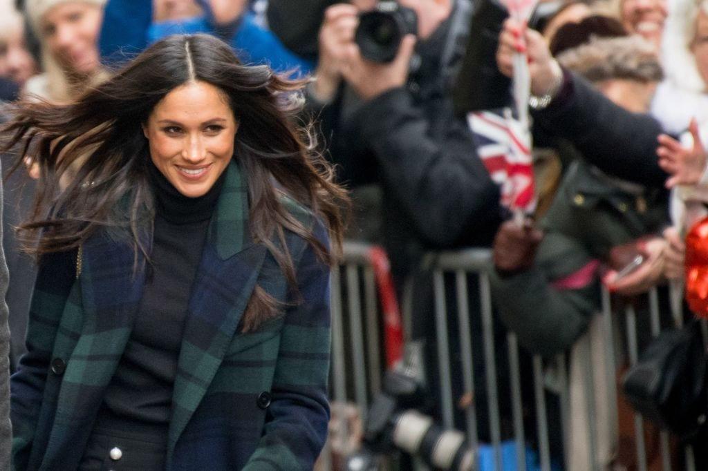 Royaume Uni : Meghan Markle se lance dans la mode