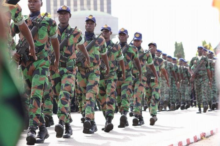 Militaire Ivoirien