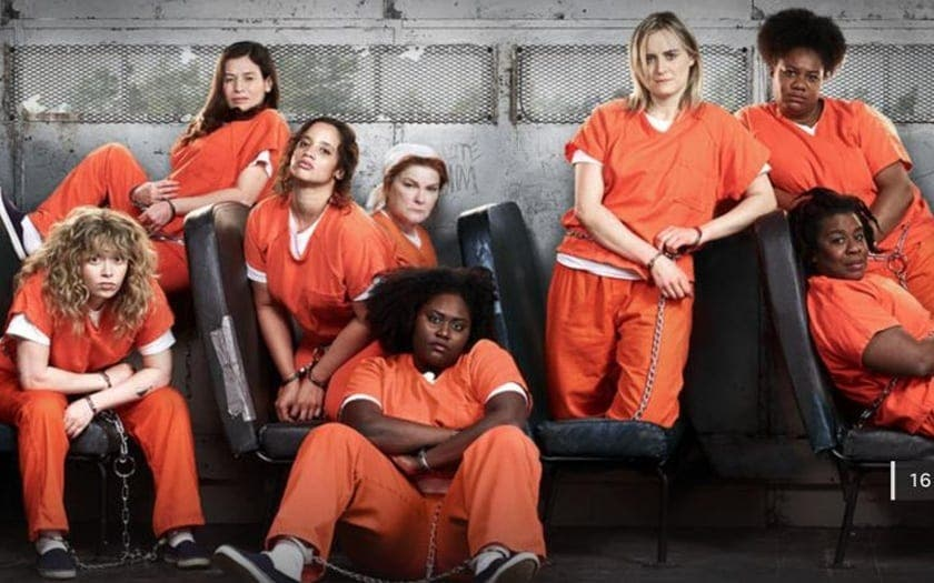 Netflix: Orange is the new black a été suspendue par erreur