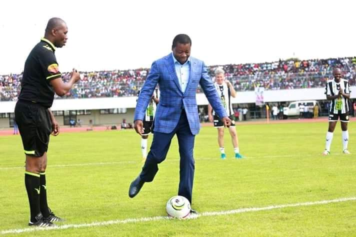 Togo: Le stade de Kégué a renoué avec son affluence habituelle lors du 6ème gala de la Nuit du Football Africain