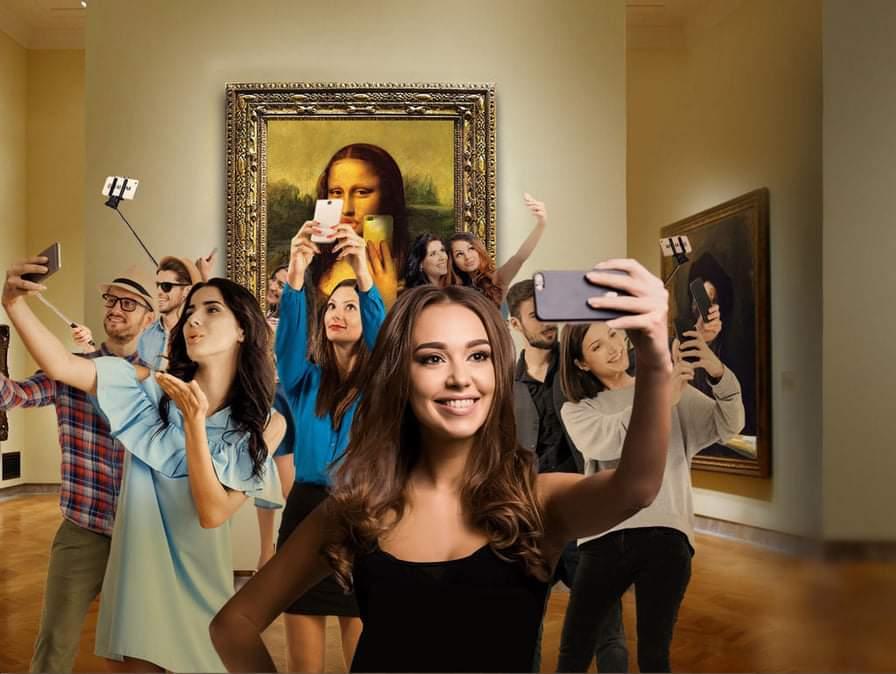 Insolite: Un musée du selfie a ouvert ses portes à Budapest