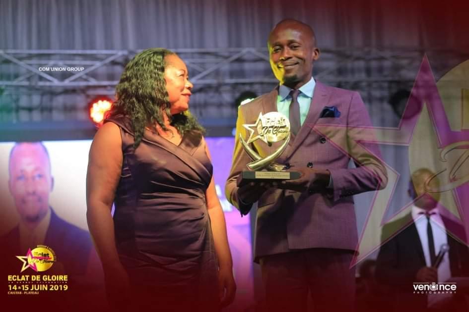 Mr Samla et Impact Diffusion distingués en Côte d'Ivoire lors d'un événement qui célèbre la musique chrétienne