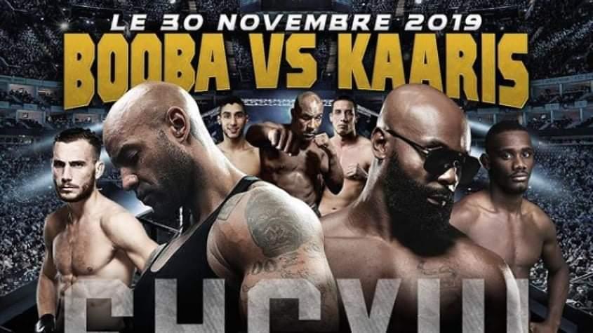 Booba VS Kaaris: Le combat aura bel et bien lieu en Novembre