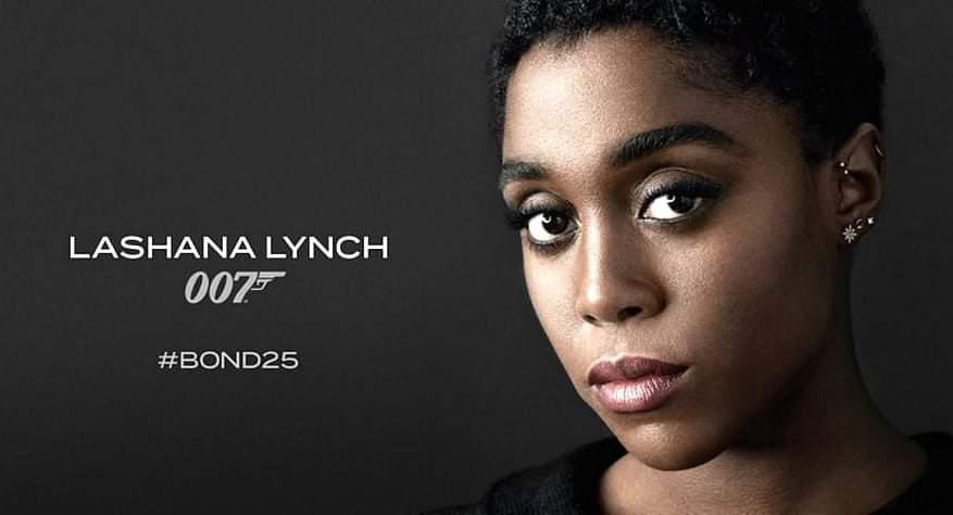 Une femme noire pour succéder à Daniel Craig dans le rôle de James Bond