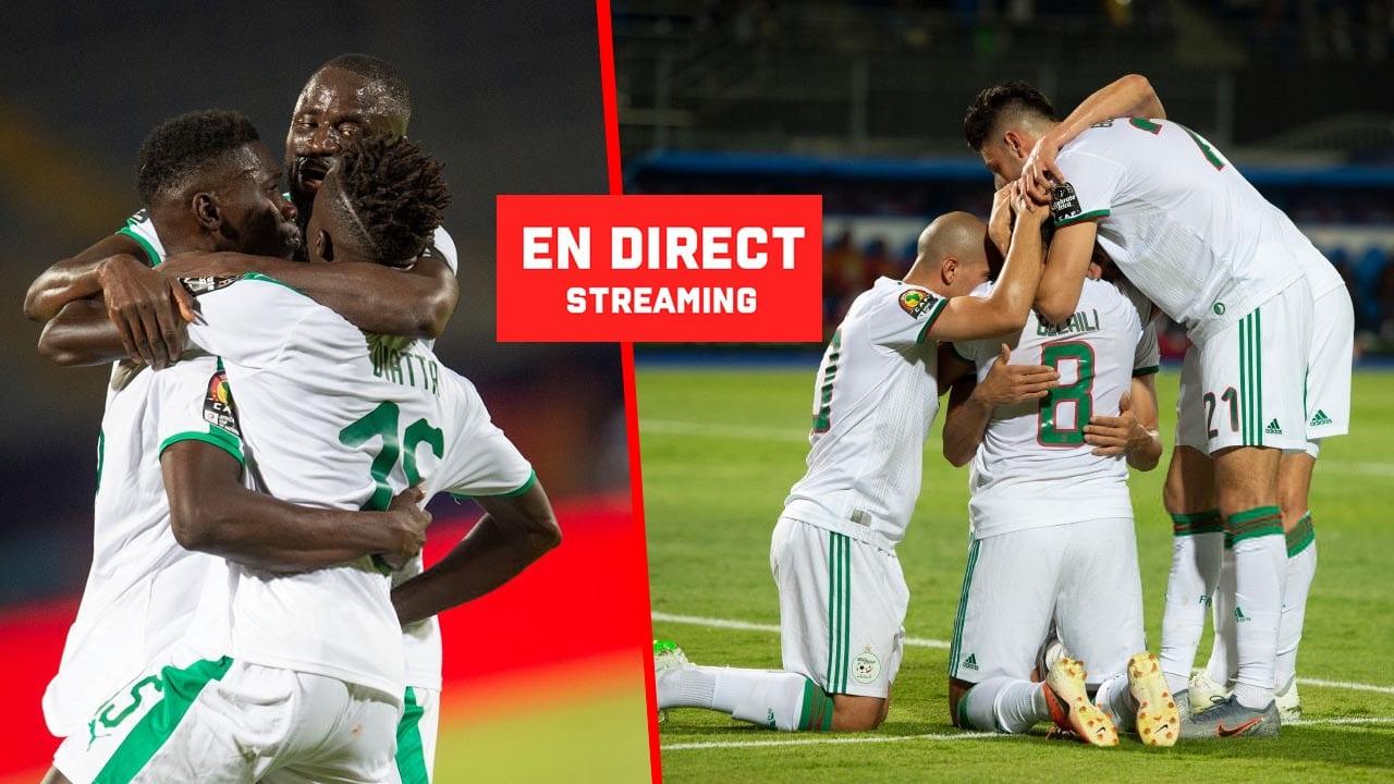 PRONOSTIC: Qui va gagner la final de la CAN  2019? VOTE soit le SENEGAL soit l'ALGERIE