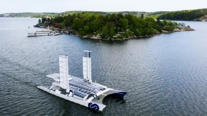 Un bateau laboratoire pour montrer au monde l'ampleur du changement climatique
