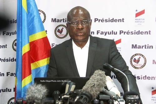 RDC: Martin Fayulu remonte au créneau après la formation du gouvernement de Félix Tshisekedi