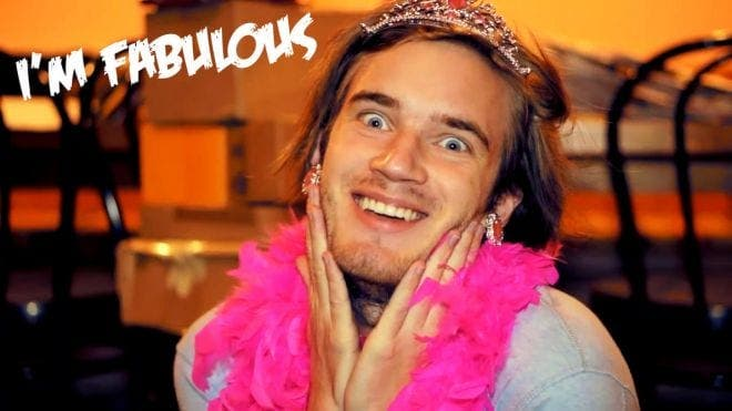 Pewdiepie, premier individu à atteindre 100 millions d'abonnés sur YouTube