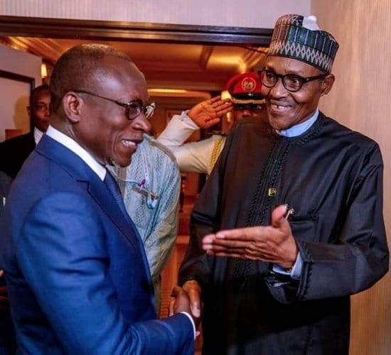 Cotonou-Abuja : Muhammadu Buhari  dévoile les raisons de la fermeture des frontières