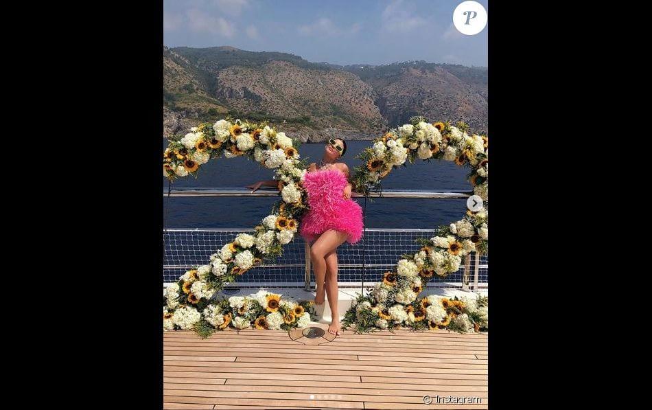 Une fête en grande pompe pour les 22 ans de Kylie Jenner