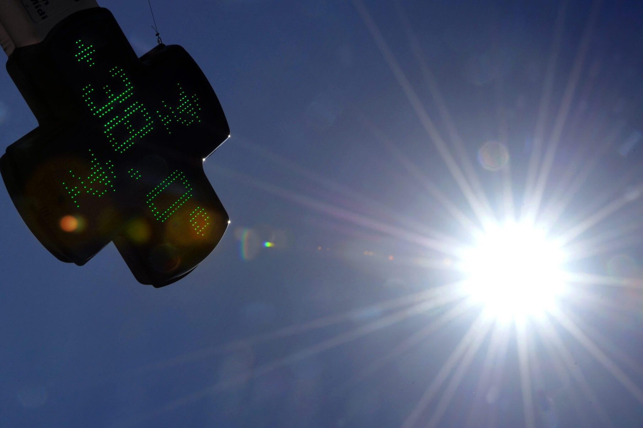 Juillet 2019, mois des températures les plus élevées au monde