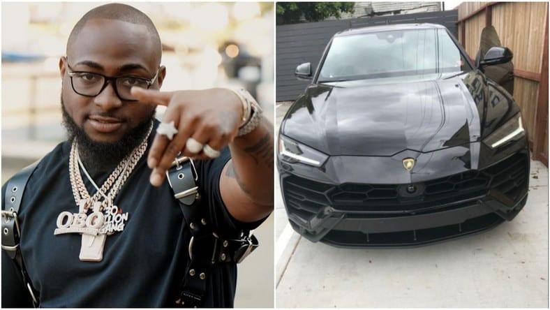 Nigeria : Davido s'offre une nouvelle Lamborghini, la toile s'enflamme