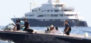 Yacht d'anniversaire de Kylie Jenner-8 août