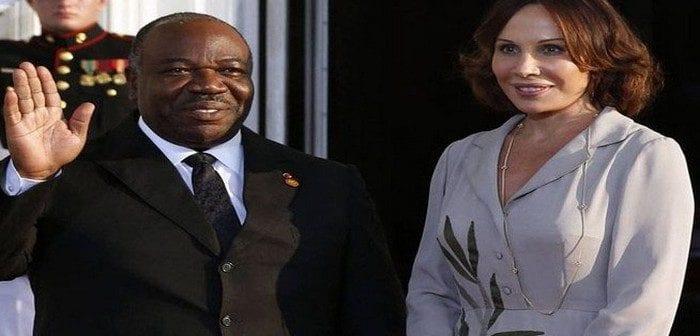 Ali Bongo, Son épouse, Publie, Photo , Santé