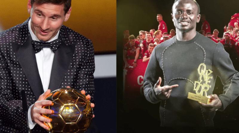 Ballon D'or 2019,lionel Messi , Vraiment, Voté ,sadio Mané