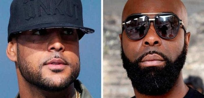 Booba change de ton, il envoie un surprenant message à Kaaris