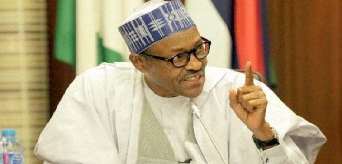 """Buhari: """"Ceux qui tuent et crient Allahu Akbar sont des méchants et pas de vrais musulmans"""""""