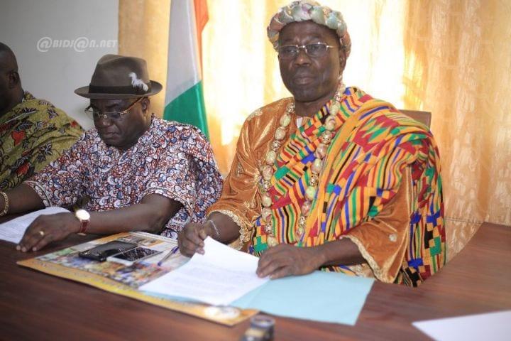 Mort de DJ Arafat, le chef du village d'Akouedo refuse de manger