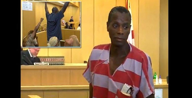 Condamné à vie pour avoir volé 50,75 dollars, il recouvre la liberté
