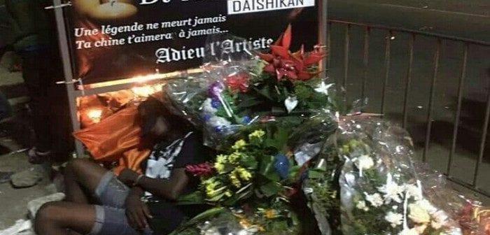 """Décès de Dj Arafat: Ce """"chinois"""" révèle pourquoi il ne quitte plus le lieu du drame"""