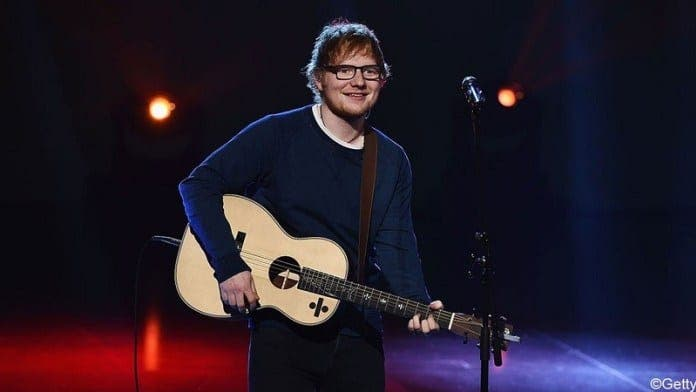 Ed Sheeran accusé de plagiat avec son tube « Shape Of You » !