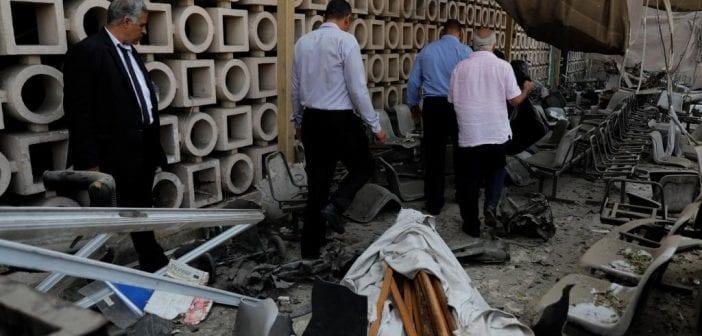 Egypte : 20 morts dans une explosion de véhicules devant un hôpital