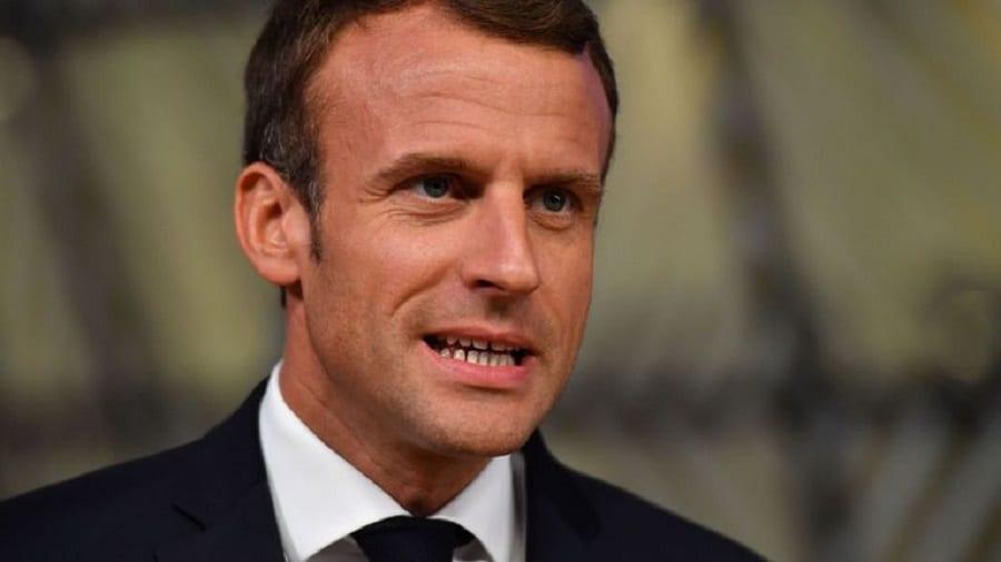 Climat : Réponse d'Emmanuel Macron à la militante Greta Thunberg