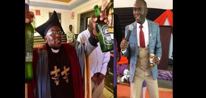 En Dieu, Il Y A De La Liqueur, Amen,,dixit ,pasteur Sud Africain