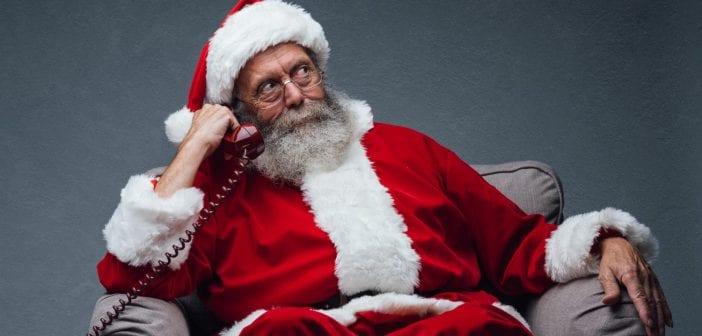Fête de Noël : Une vidéo directe Facebook activée depuis 2 semaines (Vidéo)
