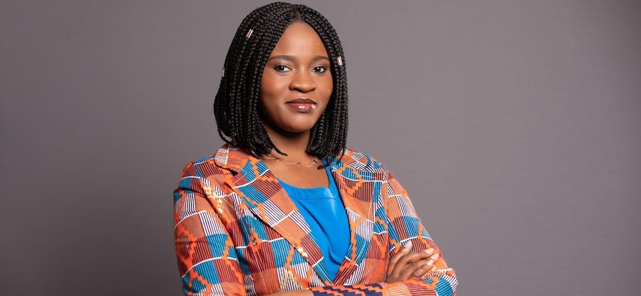 Farida B Nabourema» Bienvenus en Afrique»