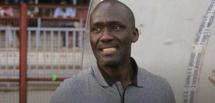Football: Maxime Gouaméné, nouvel entraineur des éléphants locaux