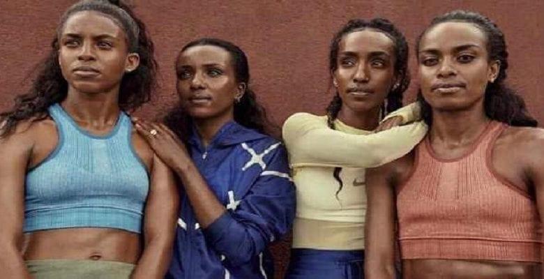 Girl Power: découvrez en photos les sœurs éthiopiennes les plus rapides au monde