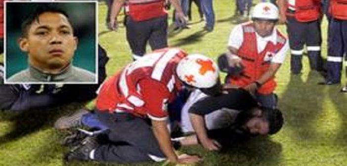 Honduras: 3 personnes tuées lors d'un match de football