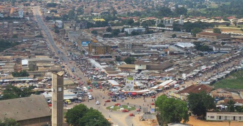 Incendie au grand marché de Bouaké, beaucoup de dégâts matériels