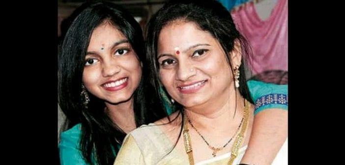 Inde, Une Actrice, étrangle Sa Fille , 17 Ans à Mort ,suicide