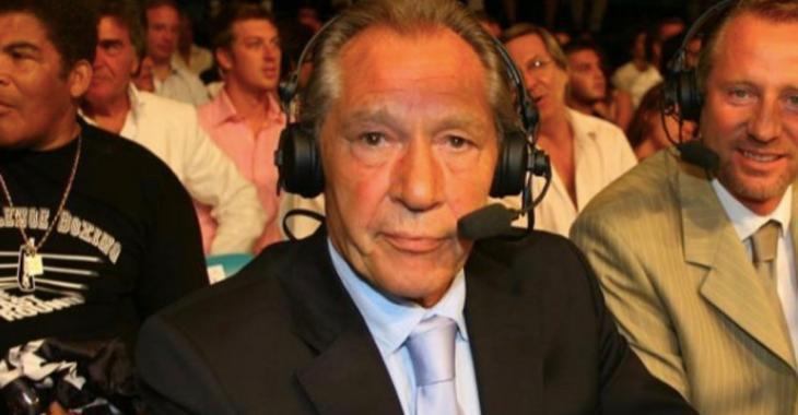 La légende de la boxe Jean-Claude Bouttier meurt à l'âge de 74 ans