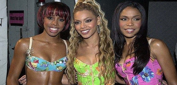 La Stratégie ,beyoncé ,grand Retour , Destiny's Child