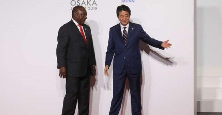 Le Japon veut renforcer la présence de ses entreprises en Afrique