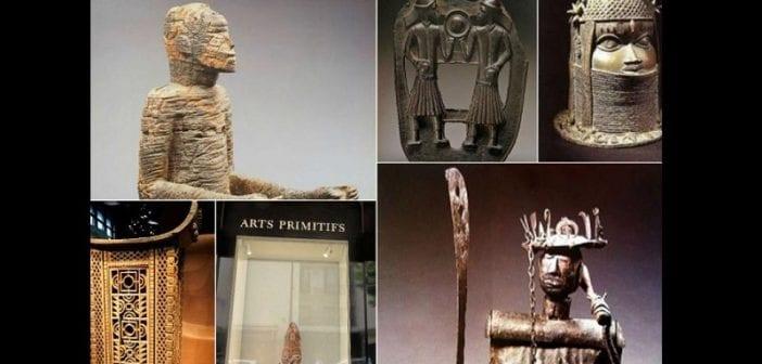 Le Liberia, Exige ,restitution , Artefacts Africains ,volés , Occidentaux ,vidéo
