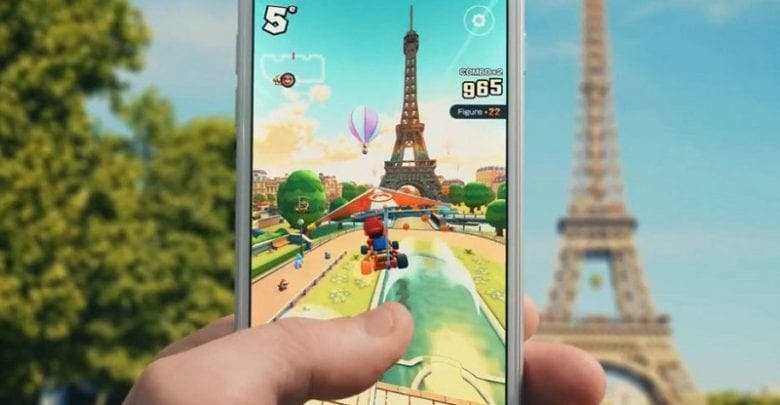 Le jeu vidéo de courses de Nintendo sera bientôt disponible sur les téléphones mobiles