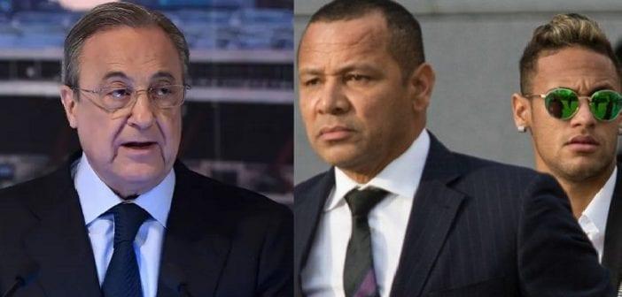 Les 3 Conditions , Départ , Neymar ,réal Madrid