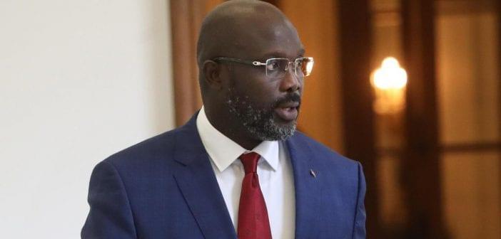 Liberia : Le président Georges Weah cité dans une affaire de meurtre
