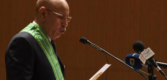 Mauritanie, Le Président ,ghazouani, Gouvernement