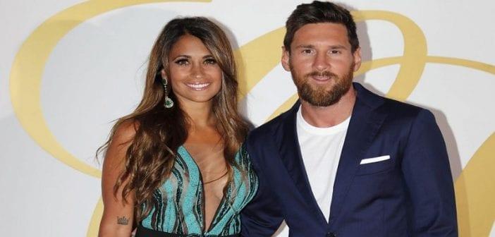 Messi enflamme la toile lors d'une partie de danse avec sa femme