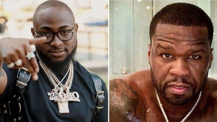 Musique : Aux côtés de 50 Cent, Davido met le feu sur scène au Madison Square Garden !