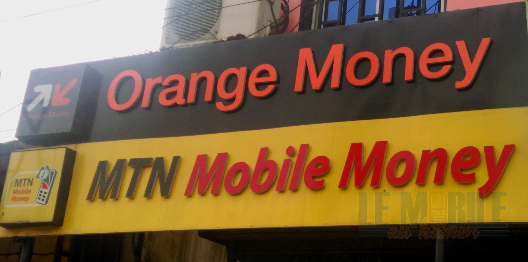 Orange Money Et Mtn Mobile Money Au Cameroun