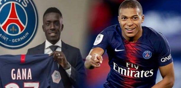 PSG: Mbappé encense Gana
