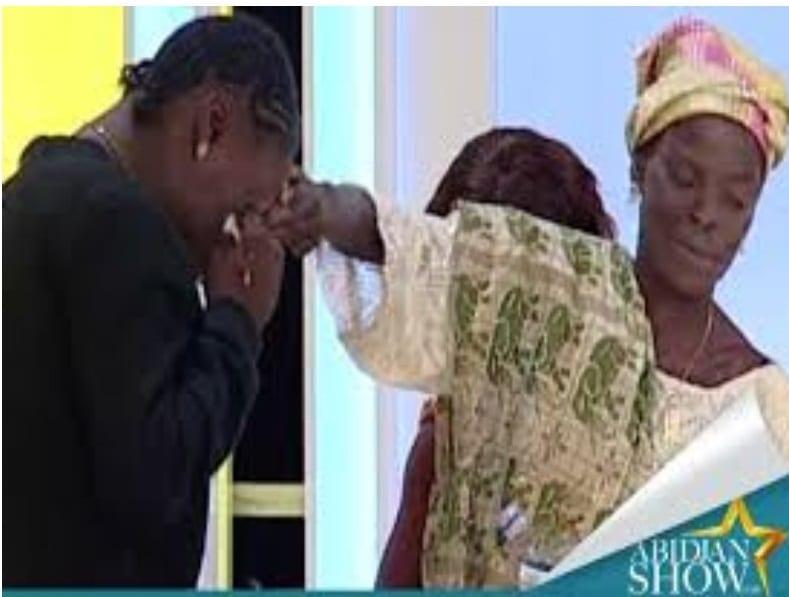 Cote d'ivoire: Petit Denis a perdu sa mère. Maman Kla Hinéné Henriette