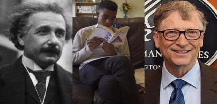 Ramarni Wilfred: âgé de16 ans, il surpasse Bill Gates et Einstein avec son quotient intellectuel (QI)