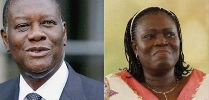 Retour ,laurent Gbagbo , Côte D'ivoire, Simone , Message ,ouattara